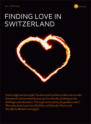 Finding Love in Switzerland, the best matchmaking company in Switzerland