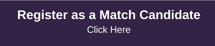 Register as match candidate success match