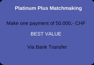 platinum plus bank transfer