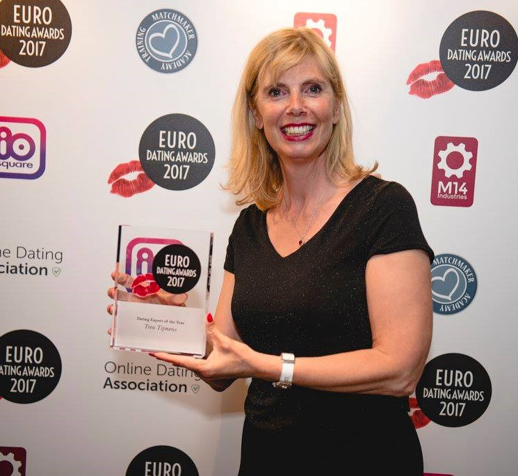 trea tijmens dating expert of the year europe
